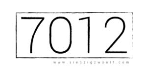 7012 - siebzigzwoelf